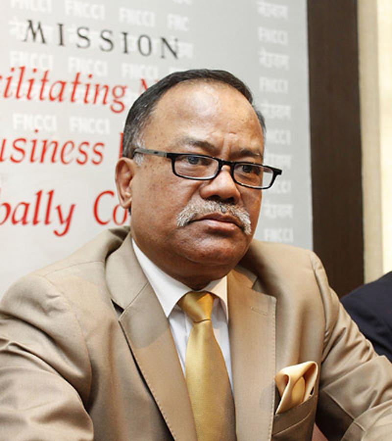 Radisson Hotel owner BK Shrestha  passes away