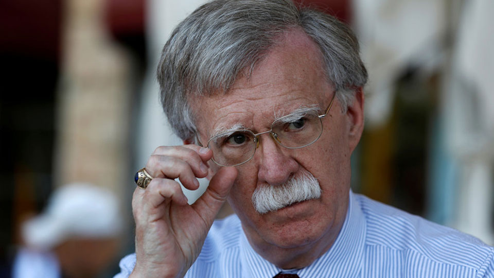 'Other things' in Iran? Bolton says regime change 'not US policy,' but has more tricks up his sleeve