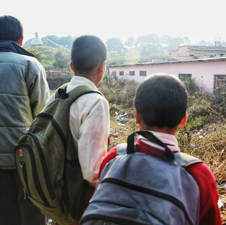 Bomb explodes near school at Lalitpur