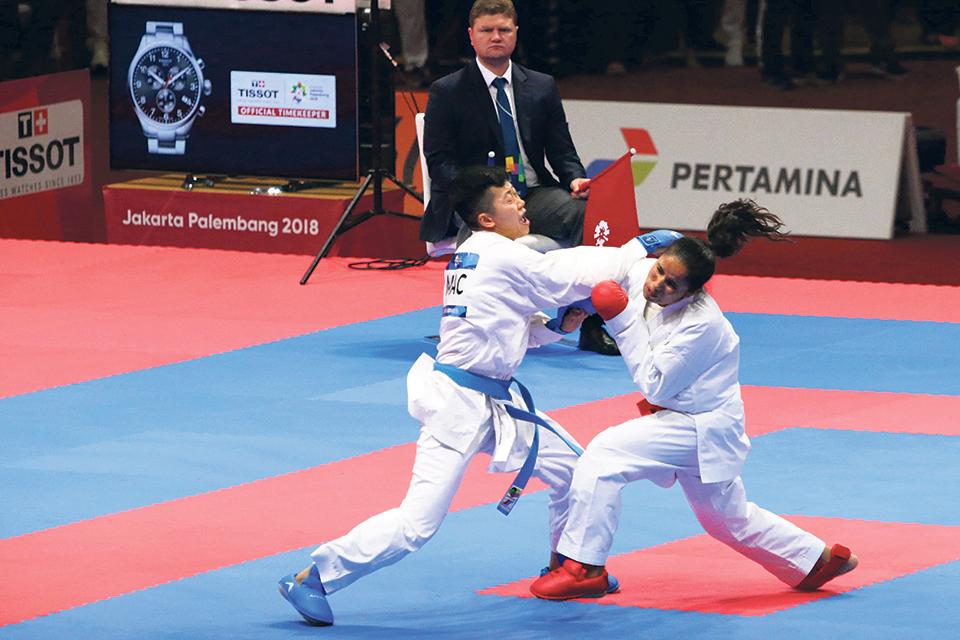 Nepal medal-less in taekwondo, boxing, karate as well