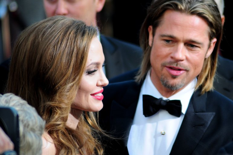 Timeline: Key moments in Brad Pitt and Angelina Jolie's relationship