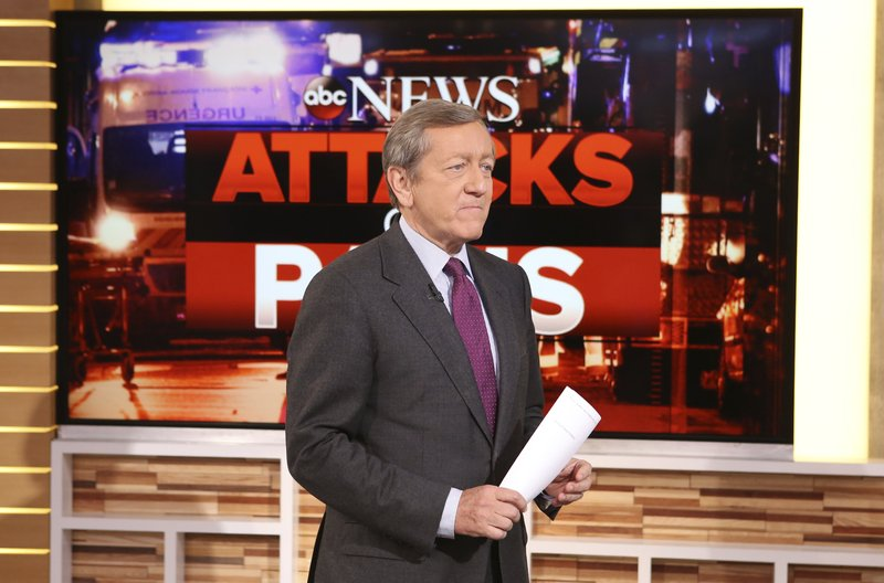 ABC News suspends Brian Ross for erroneous Flynn report