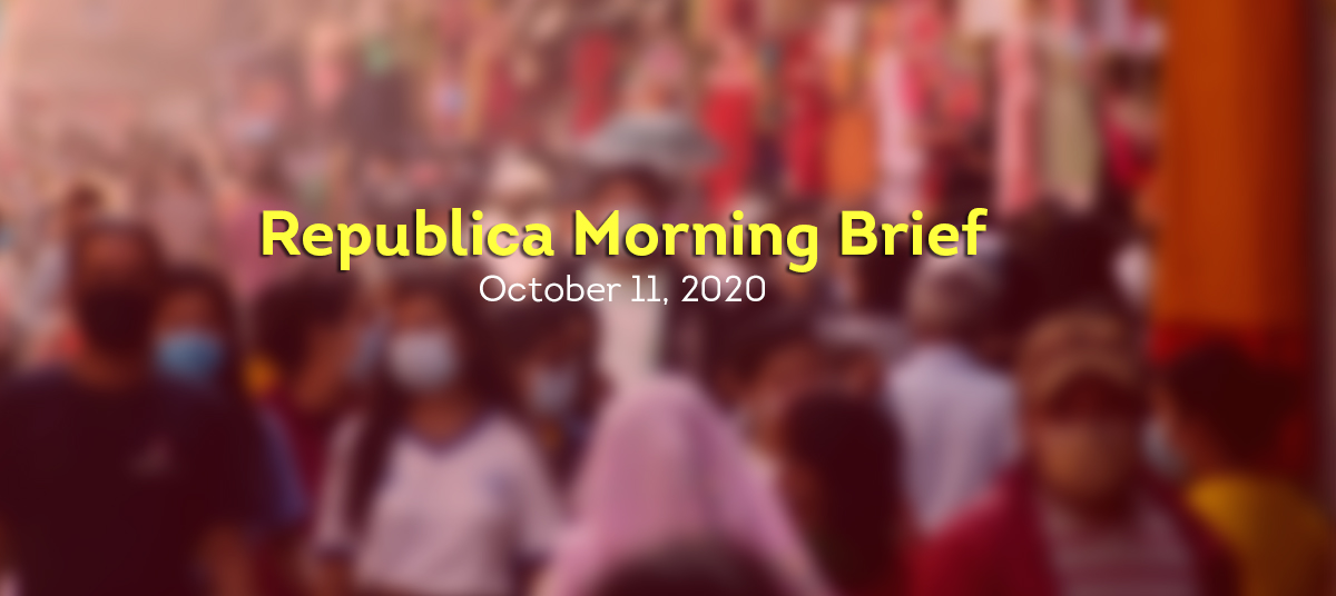 Republica Morning Brief: Oct 11