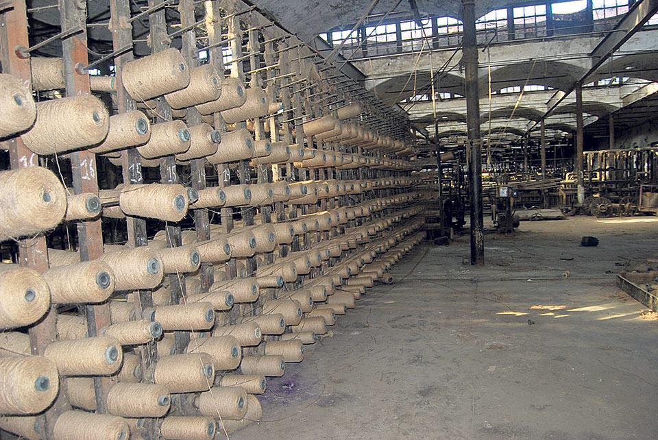 Share controversy at Biratnagar Jute Mills: Conspiracy to finish country's first industry