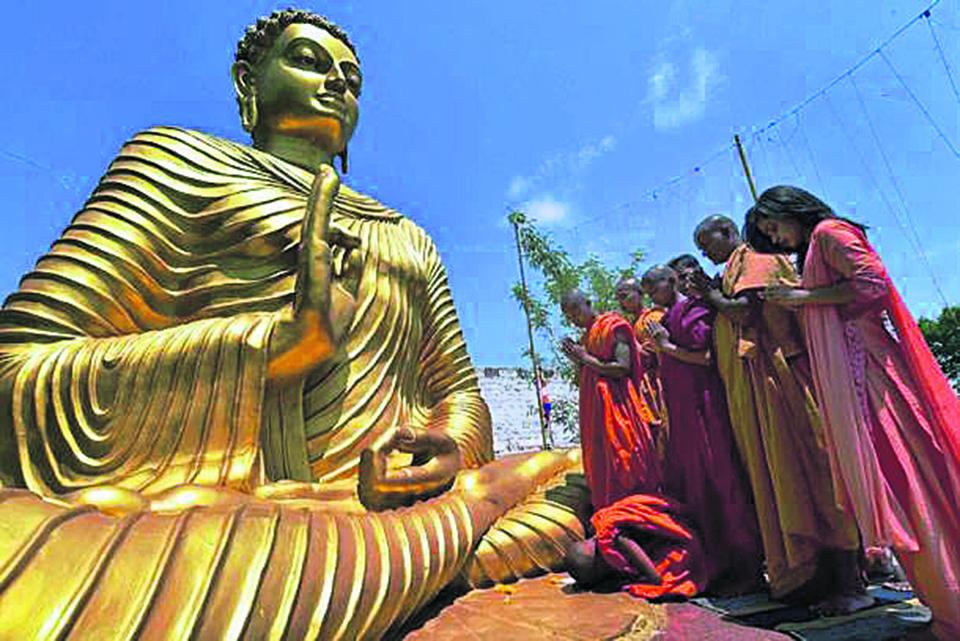 Whose Buddha?