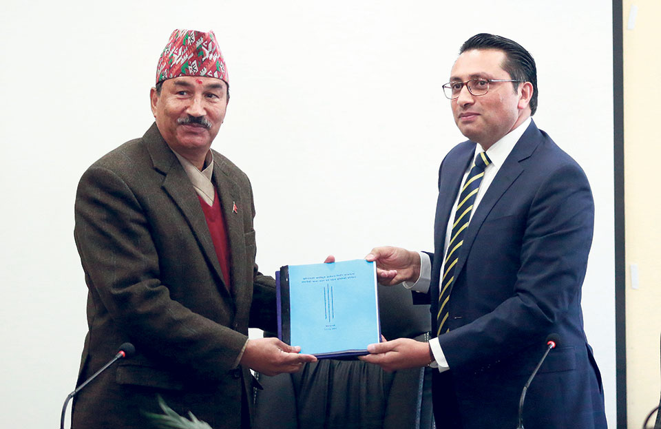 Budhi Gandaki can be built by utilizing internal resources, study finds