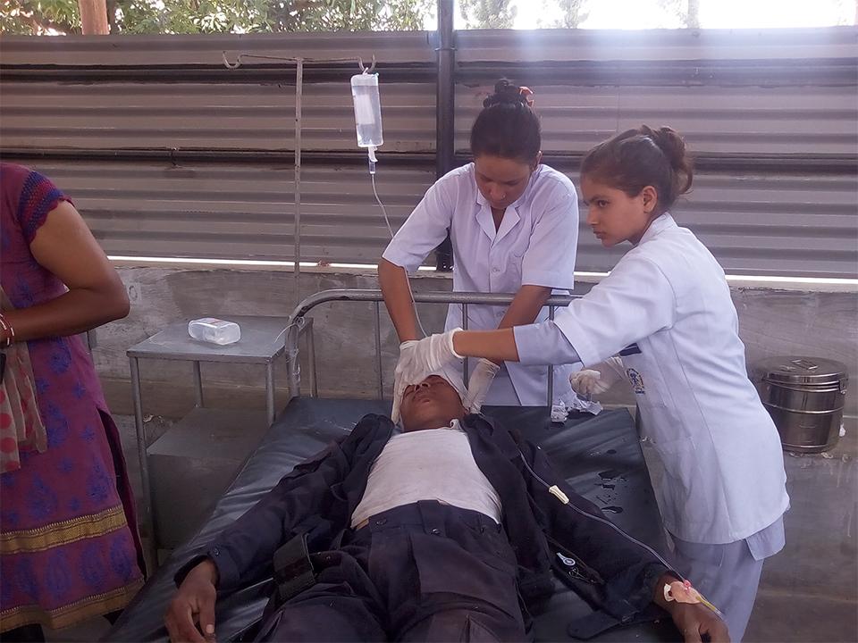 1 killed, 5 injured in Surkhet road mishap