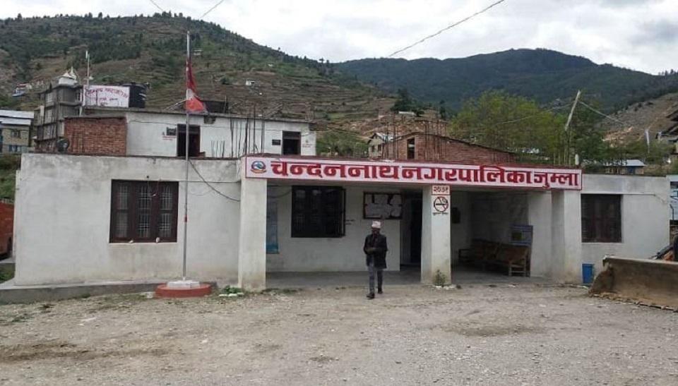 Two wards of Chandannath Municipality sealed