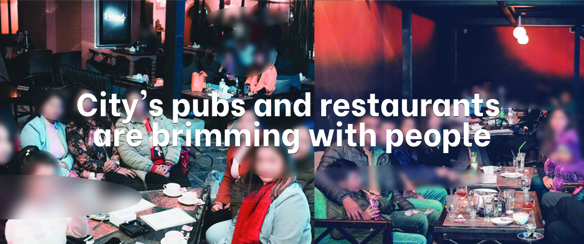 How safe are pubs and restaurants?