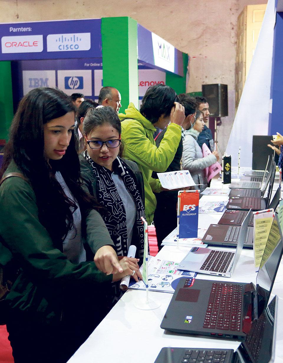 CAN Info-Tech kicks off in Kathmandu