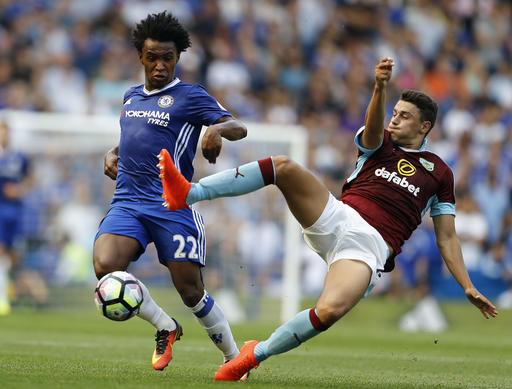 Chelsea continues perfect start to Premier League