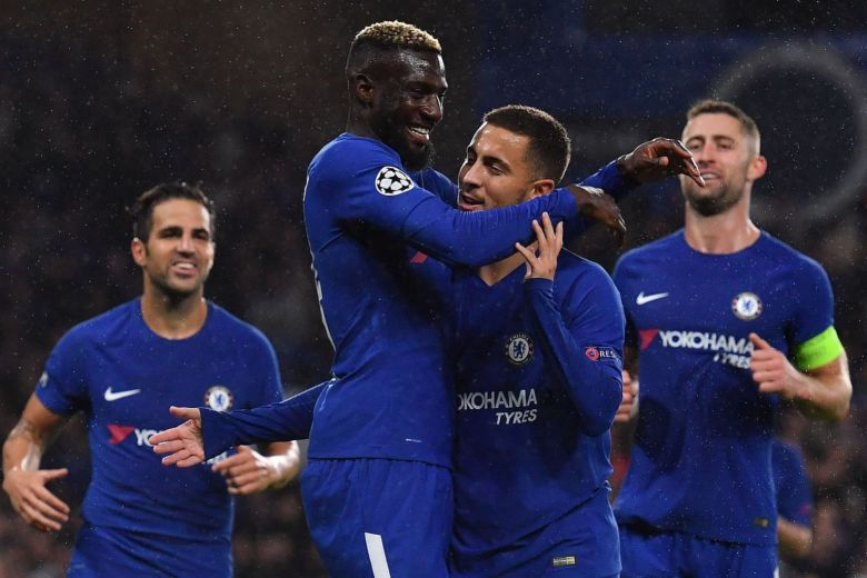 Chelsea crush debutants Qarabag on return to Europe