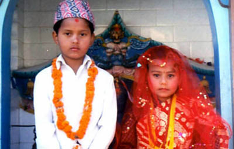 One girl under 15 married every seven seconds: report