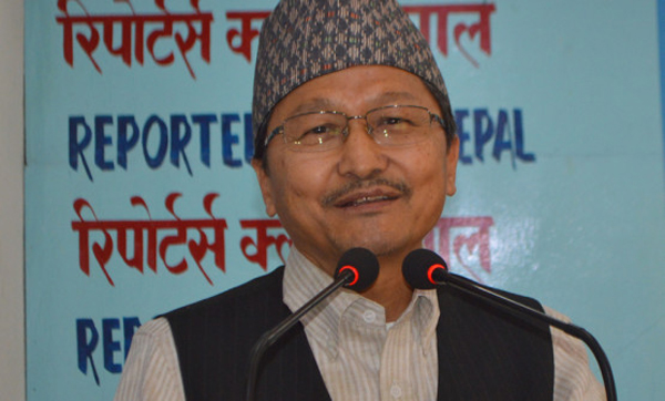 NC has no information about impeachment proposal against Karki: NC chief whip Shrestha