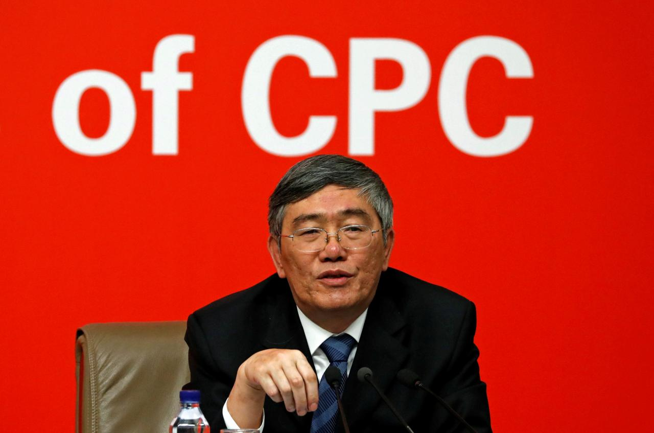 China will not set target to double GDP from 2021 - party official