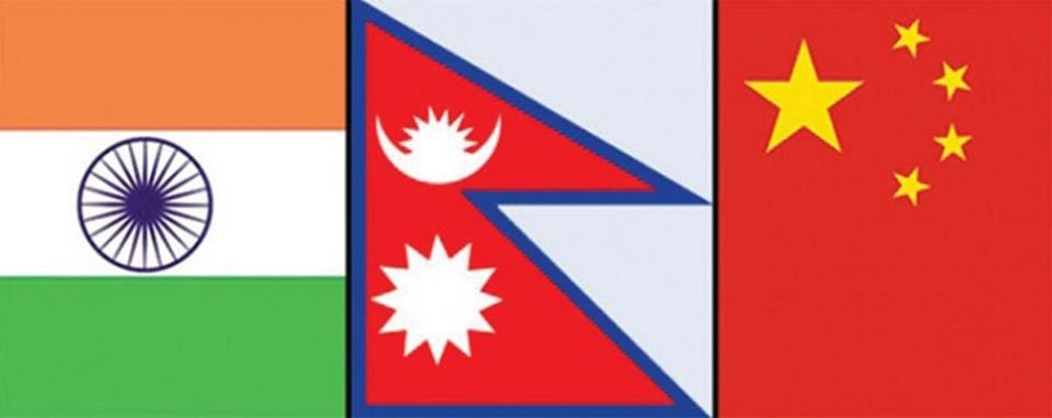 Nepal's relations with India and China are independent of each other