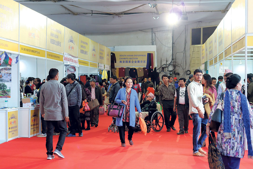 China South Asia Expo: Offering Int'l Products
