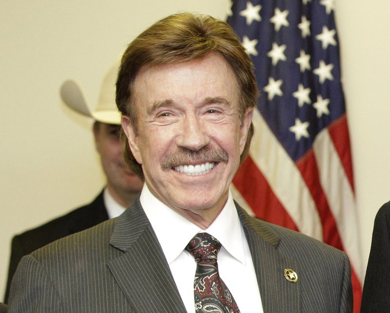 Chuck Norris manager says actor was not at U.S. Capitol riot