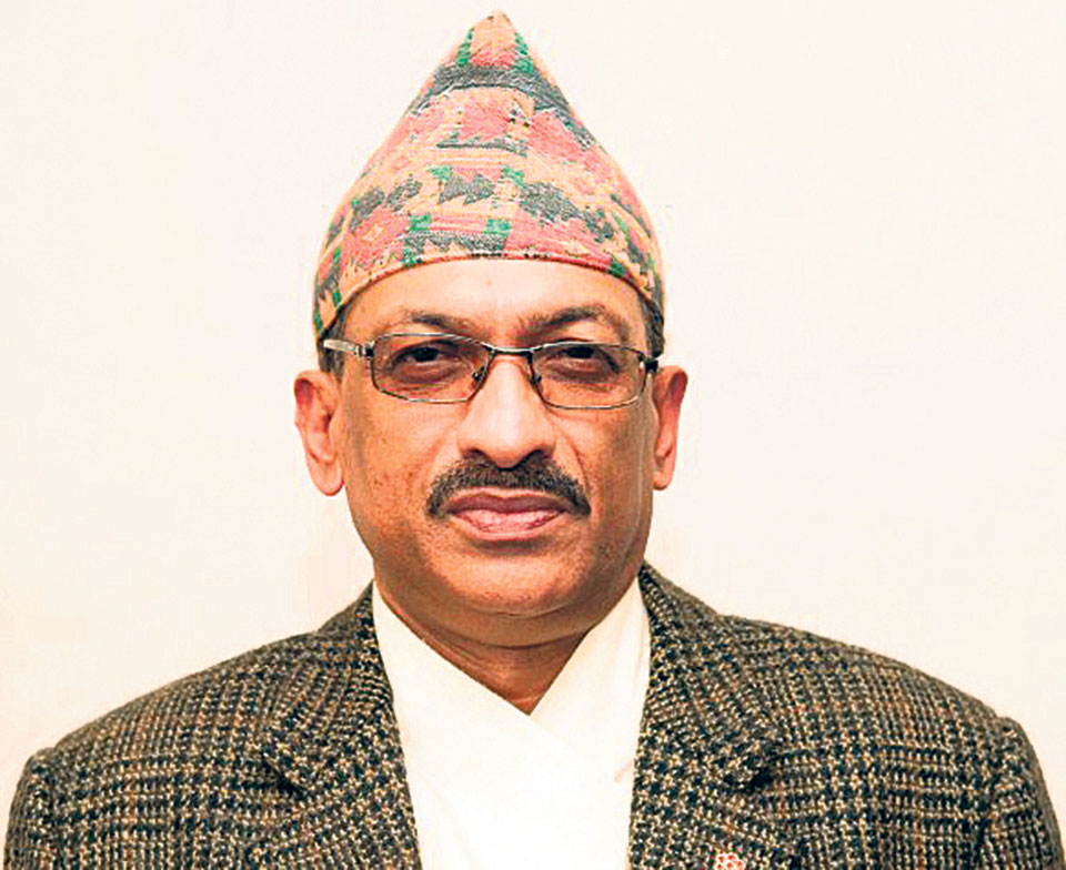 CC recommends Ghimire for CIAA chief