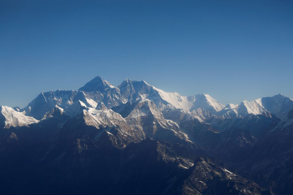 'Harder than Everest': record-breaking female climber stranded in Nepal amid COVID crisis