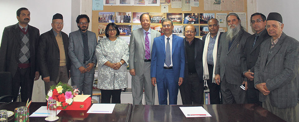 CNI team meets member of  UK's House of Lords