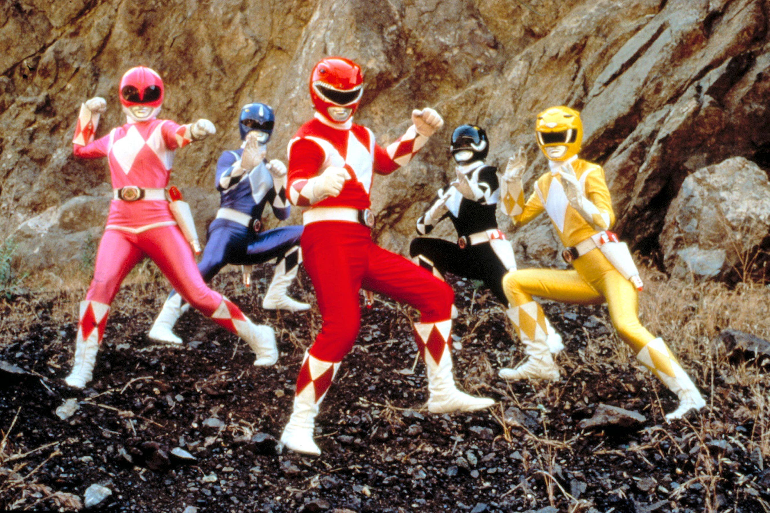 'Power Rangers' reboot in works with 'The End of the F***ing World' creator