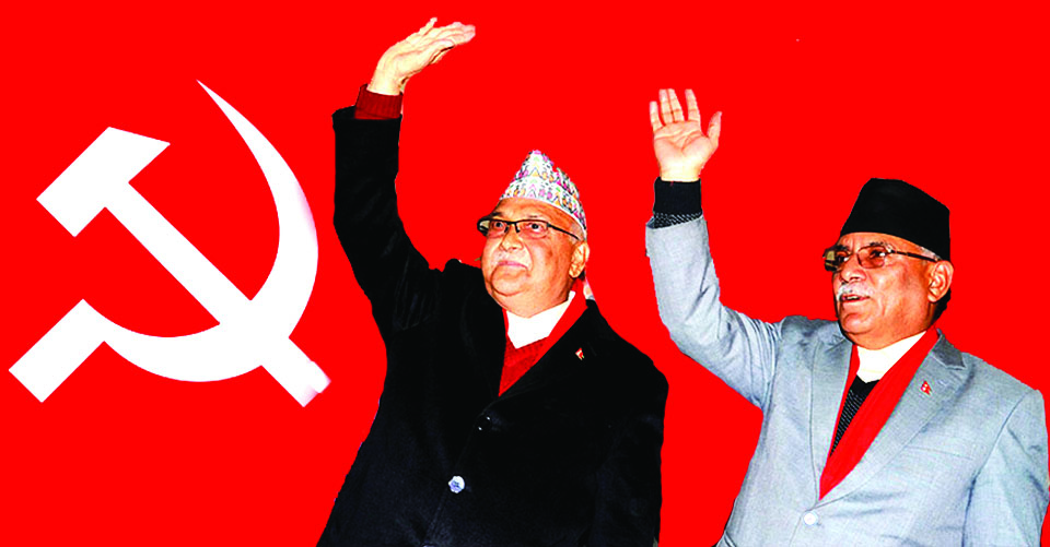 Comedy of errors of communist rule
