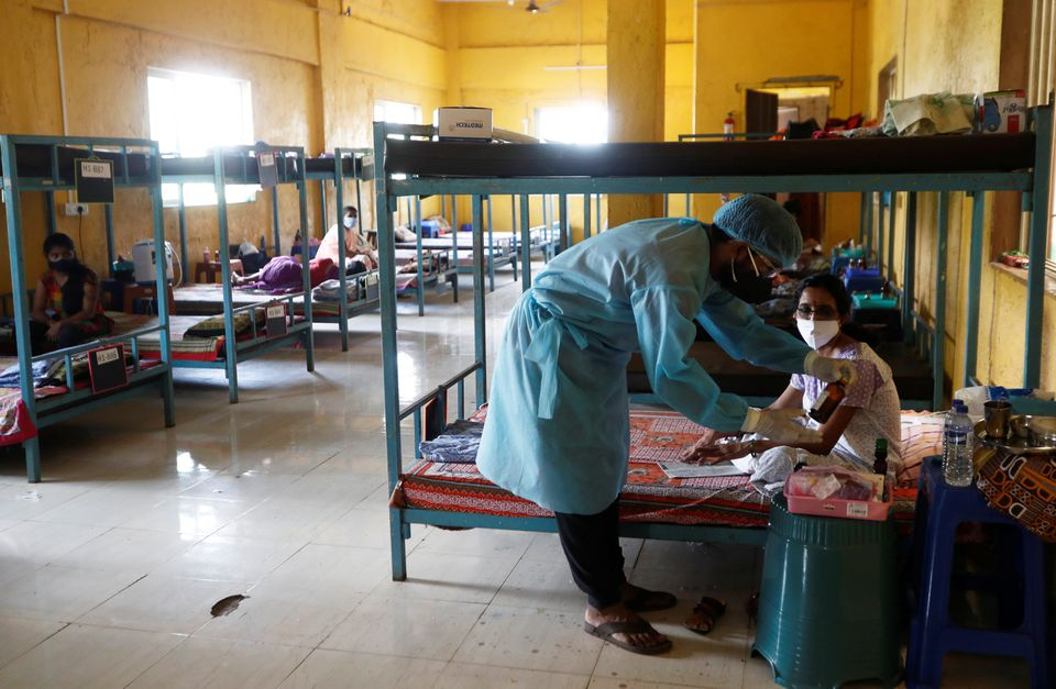 India posts lowest daily rise in COVID-19 cases in 45-days