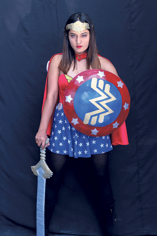 My City Comic Con Nepal For Cosplay Lover