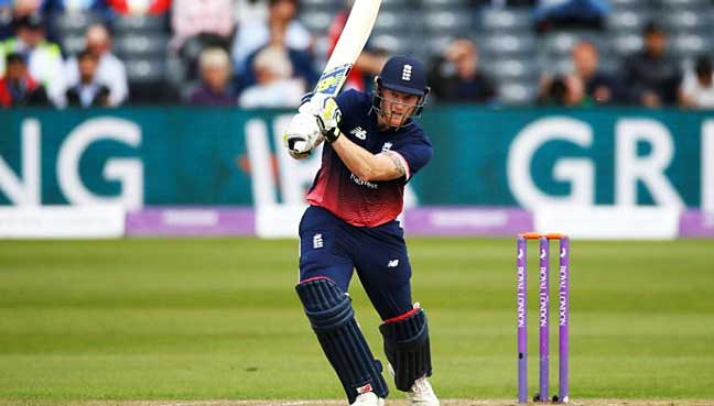 Stokes and Hales in England one-day squad for Australia