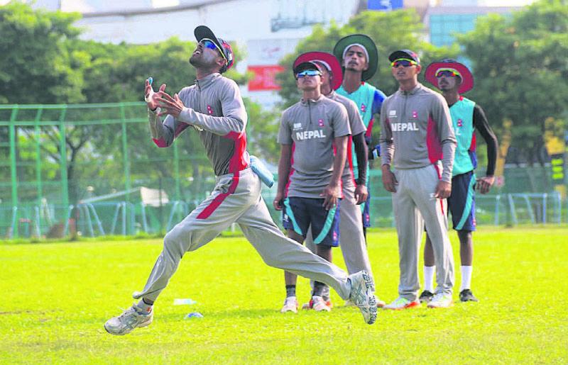Nepal beginning U-19 cricket world cup qualifiers today