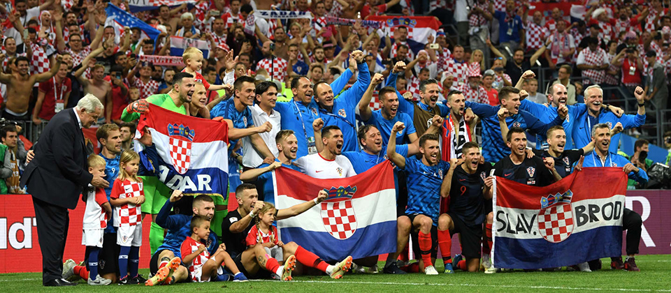 Three reasons why Croatia or France deserve to win the Final