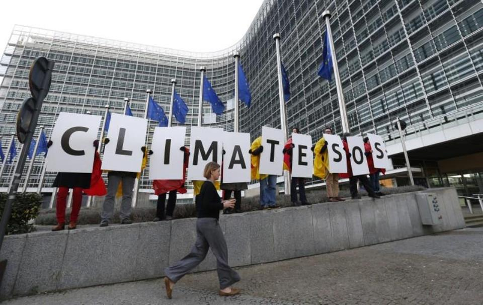 Europeans fear climate change more than terrorism, unemployment or migration