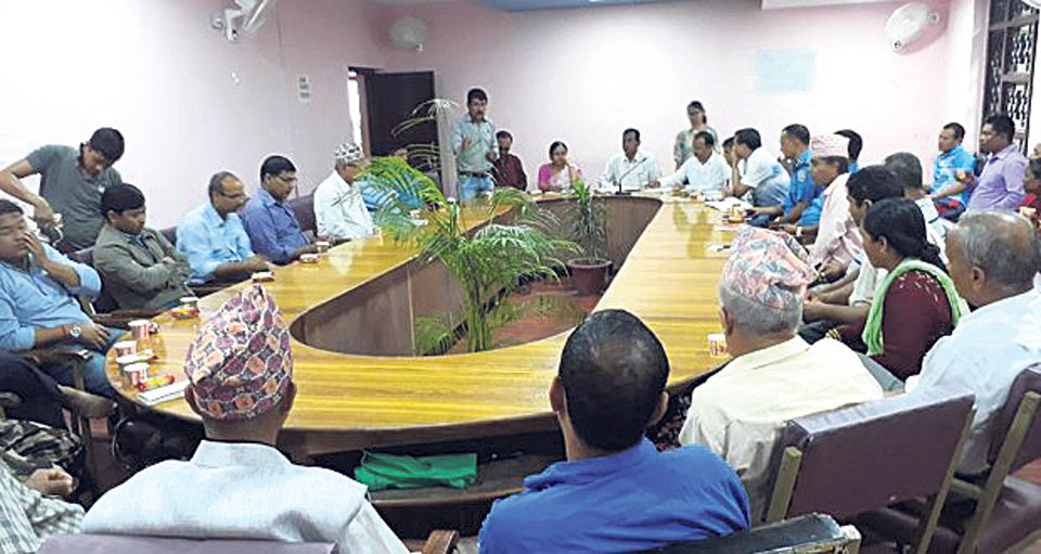 Locals unimpressed with representatives' achievements