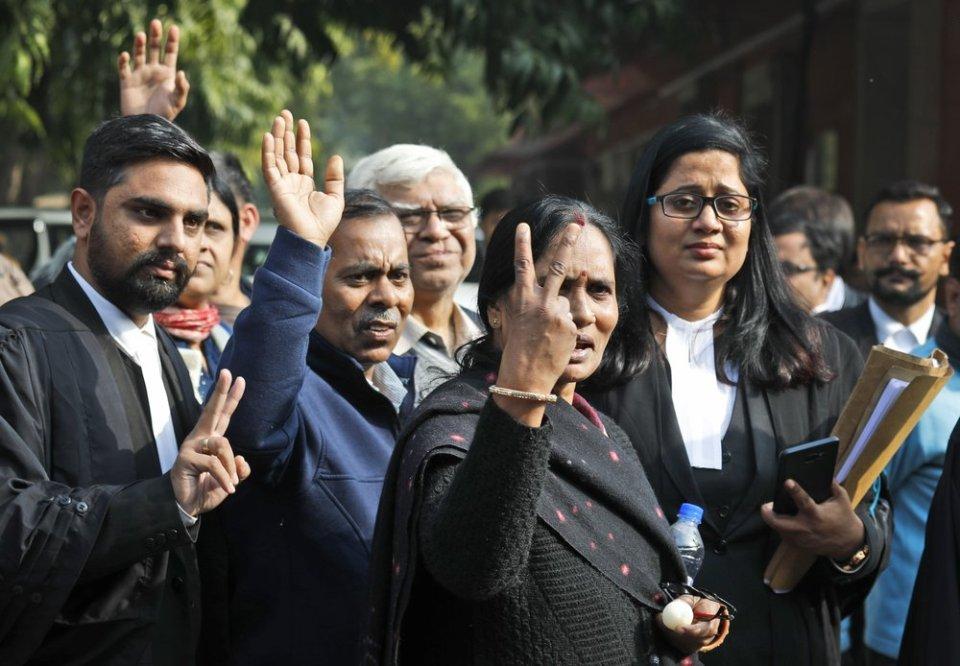 India rejects final death sentence appeal in 2012 gang rape