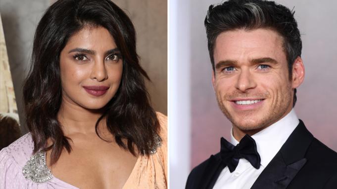 Priyanka Chopra Jonas to star alongside Richard Madden for the 'Citadel' Amazon series