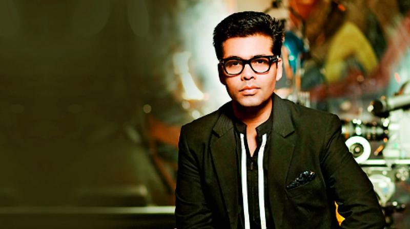 Karan Johar reveals the one person who he can never win an argument with!