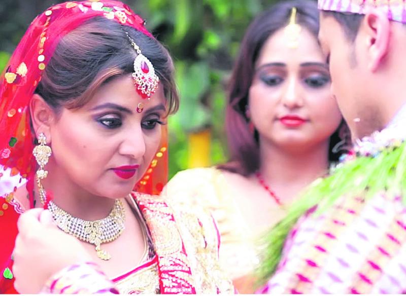 Deepashree finds herself a husband
