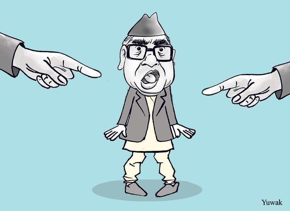Deuba's burdens: Elections or bust