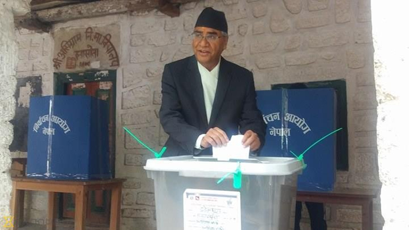 Disgruntled parties will partake in Sep 18 election, says PM Deuba