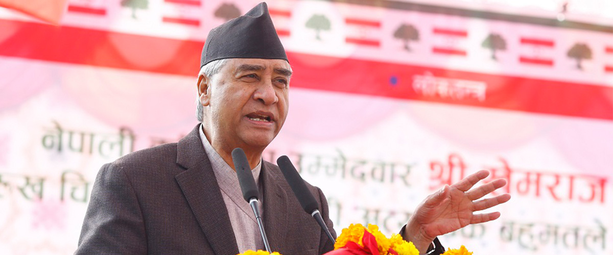 Nepali Congress will go for election if apex court does not overturn govt decision: Deuba