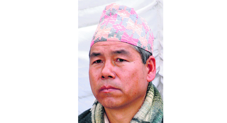 Tumbahangphe can't be candidate for speaker: NCP chief whip