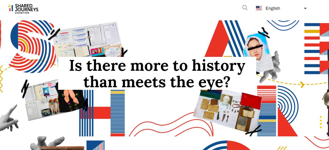 'Shared Journeys', a virtual exhibition, narrates hidden histories of Asian region