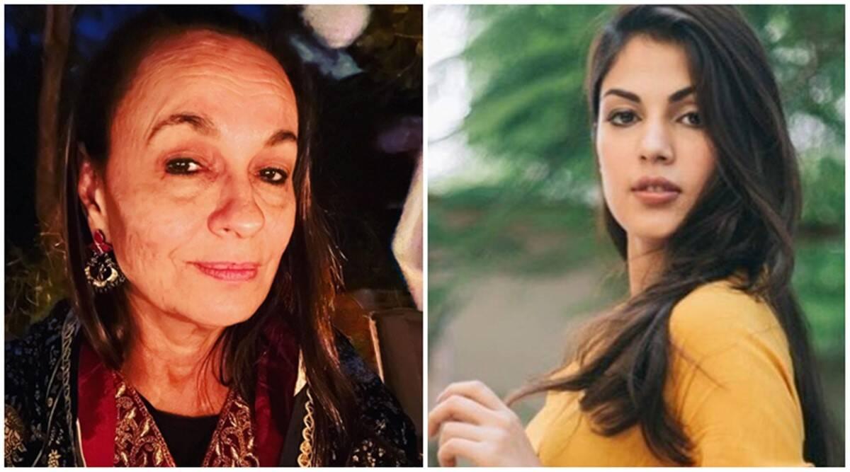 Rhea Chakraborty victim of twisted design, hope she will do well: Soni Razdan