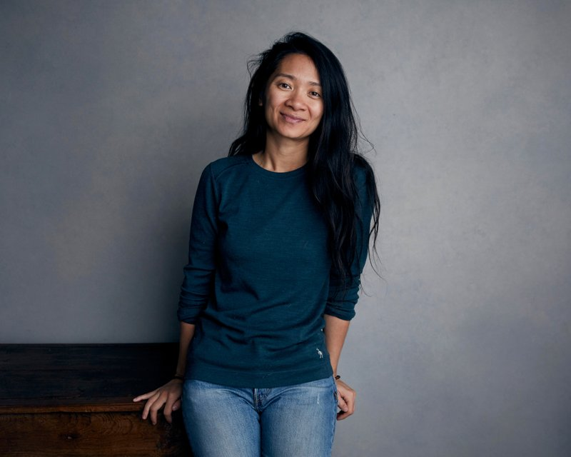 Chloé Zhao is 2nd woman to win best director prize at Globes