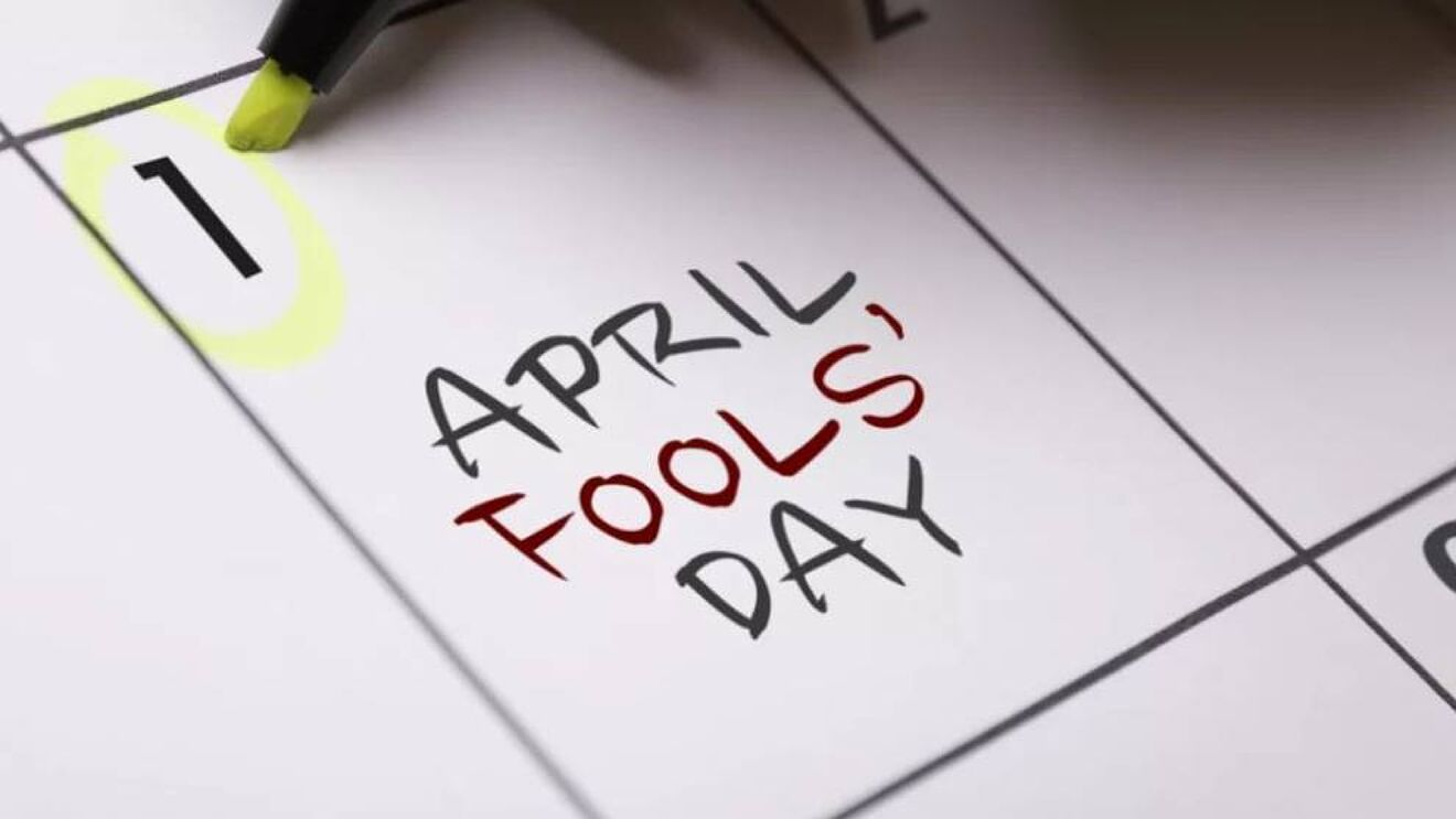 Reasons behind celebrating April fool's day