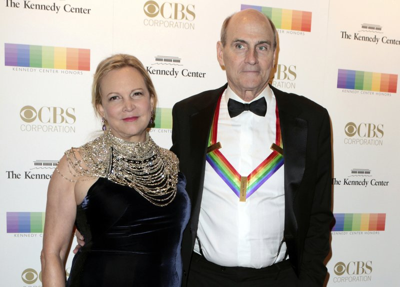 James Taylor and his wife donate $1M to Boston hospital