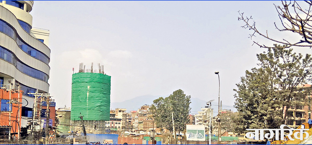 Dharahara reconstruction deadline extended by another nine months