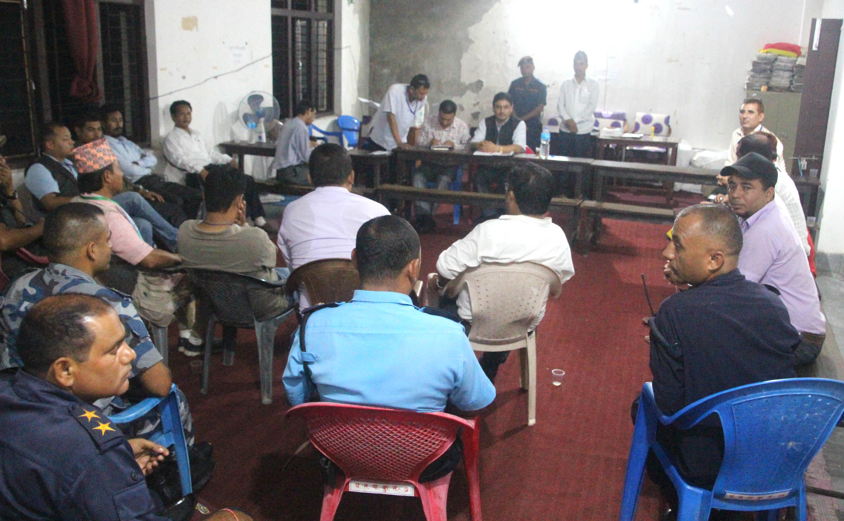 Vote count resumes following removal of returning officer in Dharan Sub-metropolis