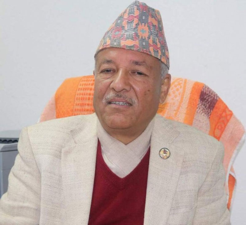 Minister Bohara commits no stale goods in market